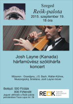 Szeged poster