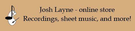 Josh Layne's online store